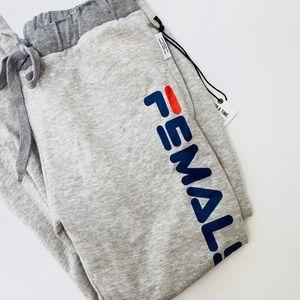 "NWT The Laundry Room Cozy ""Female"" Sweatpants"